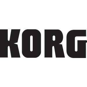 Korg logo vector