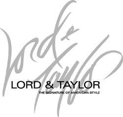 Lord & Taylor Lord And Taylor Horizontal Logo
