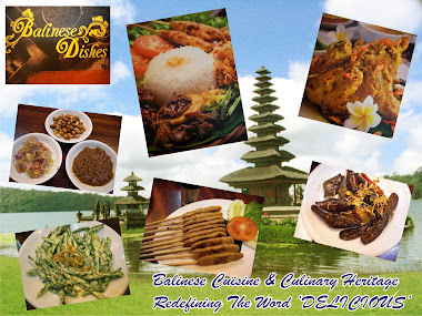 Balinese Cuisine & Culinary Heritage