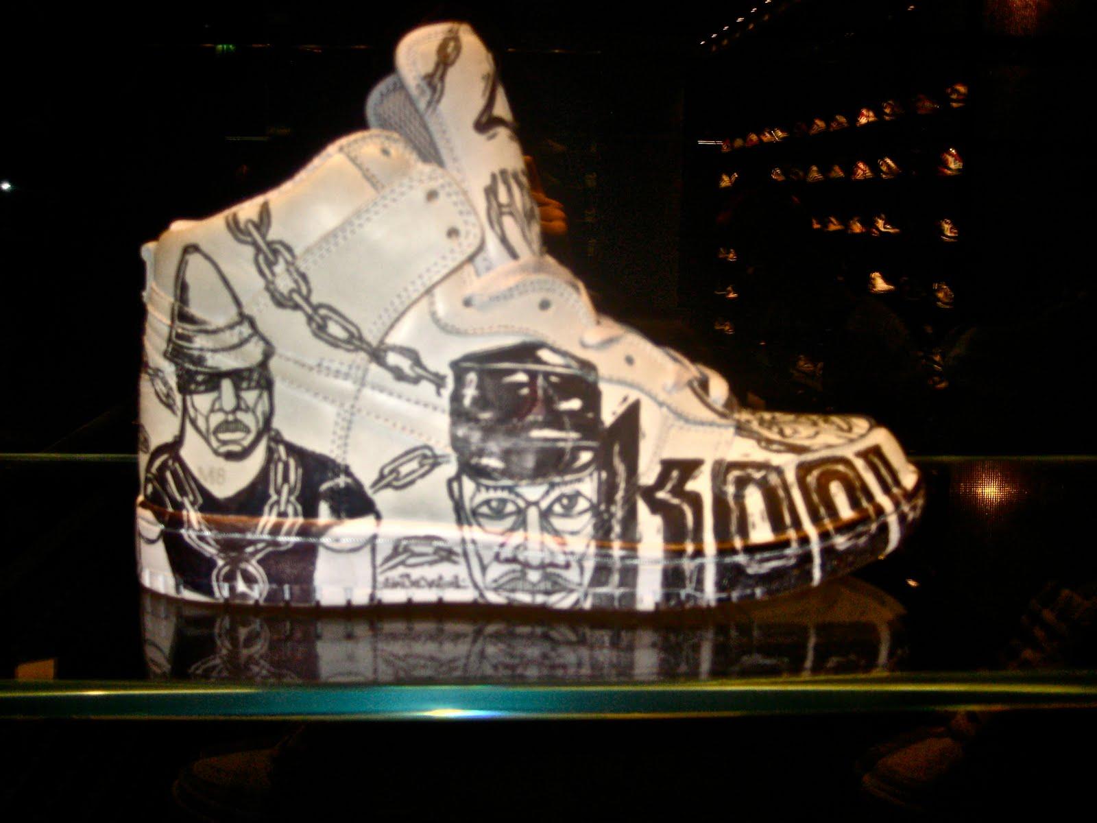 9327c54cd Nike id Dunk Custom 2008