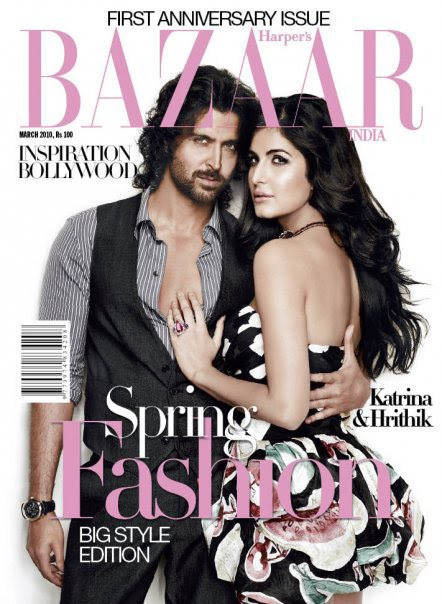 Katrina Hrithik Hot Harper Bazaar Photoshoot Revisited