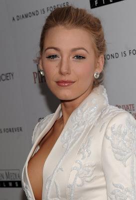 Blake Lively Beauty on Kudla Bluez   Hollywood Beauty    Blake Lively