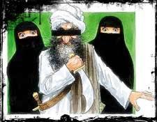 Geng Arab Mengganas