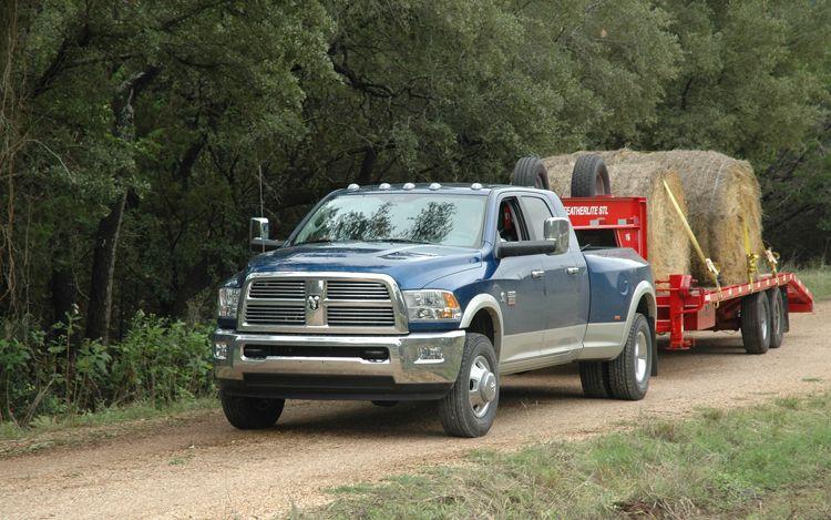 2011 dodge ram 3500 towing capacity