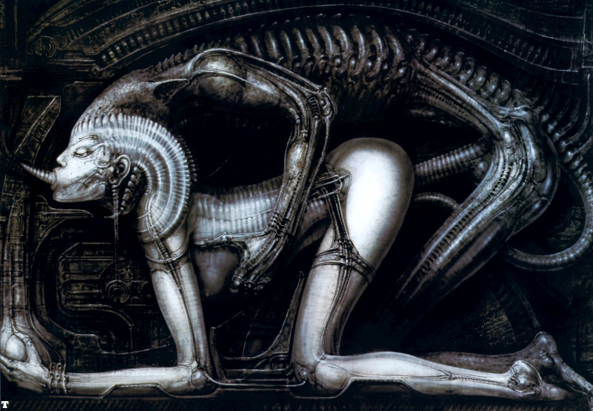 hr giger begoetterung XI Extreme erotic adult sex cartoons Thousands of Adult, Bondage and Erotic ...