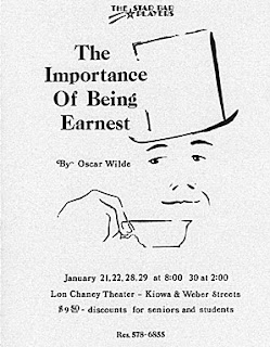 Ipad e book library the importance of being earnest by for Farcical comedy in the importance of being earnest