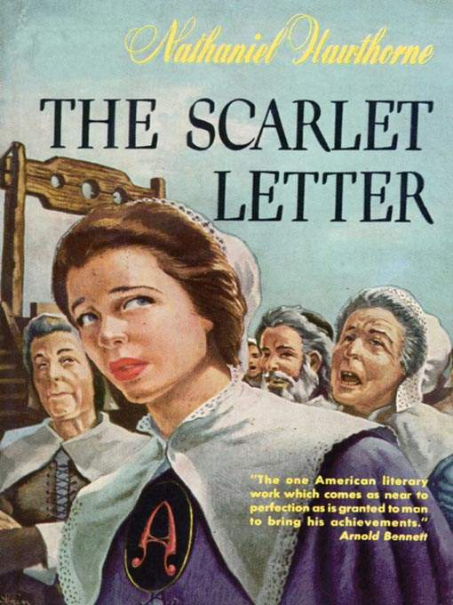 an analysis of adulterous sins in the scarlet letter by nathaniel hawthorne Nathaniel hawthorne's the scarlet letter has been the sin of adultery, she has to wear a scarlet letter the scarlet letter: summary and analysis of an.