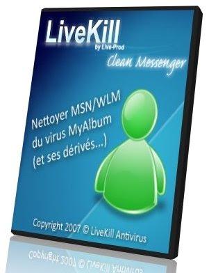 Pack de 4 programas para limpiar tu msn WindowsLiveMessengerLogo