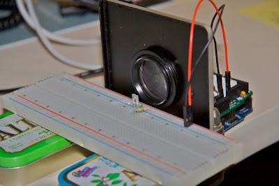 Arduino pulsein