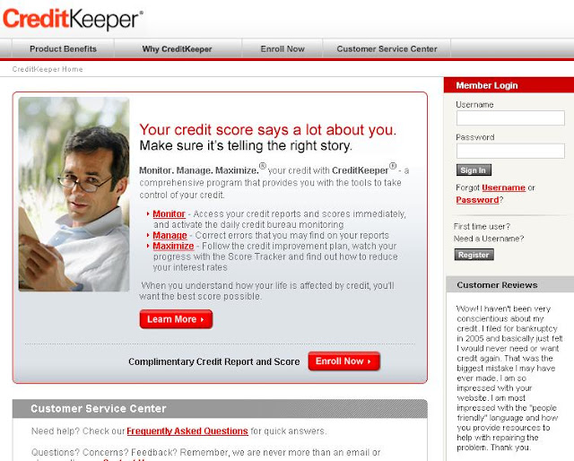 Www.Mycreditkeeper.com : Login to CreditKeeper Official Website
