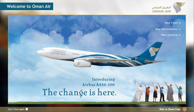 Oman Air : online booking &amp; Ticket Reservation - www.omanair.aero