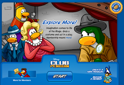Club Penguin - Play online on play.clubpenguin.com