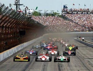 Dario Franchitti wins Indianapolis 500
