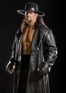What happened to the undertaker- Is he Dead?