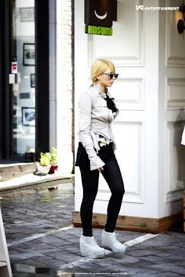 2NE1's MV 'Go Away' Pictures revealed