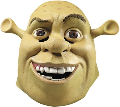 Shrek Halloween Costumes & Masks for Adults