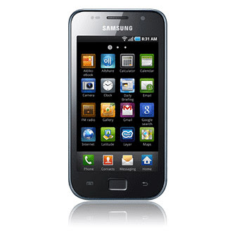 Samsung to Unveil Galaxy SL Smartphone