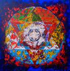 מנדלה אמנות ישראלית