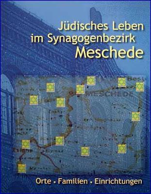 מגני דוד צהובים על גבי כריכת ספר בגרמנית