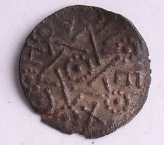King Offa of Mercia hexagram