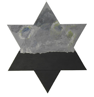 Star of David in The Israeli Art Genesis-1