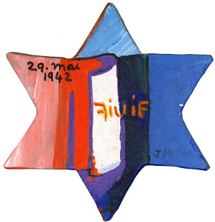 Jacques Heller, Yellow Badge art