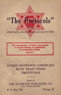 Protocols Of The Elders Of Zion Magen David