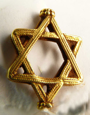Star of David gold