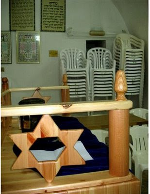 synagogue-jewish-star History