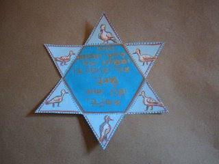 אמנות ישראלית משמעותו של המגן דוד