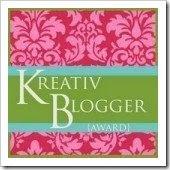 kreativ blogger!