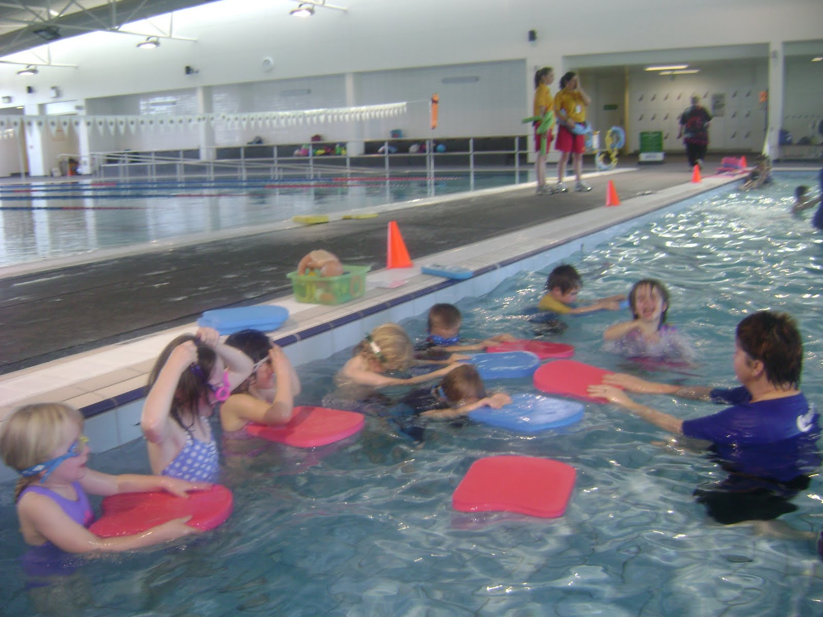 Room 6 Ashley School Swimming At Dudley Pool