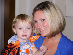 Claire and Mommy 2008