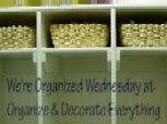 Wednesday Organize