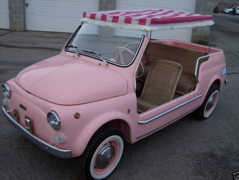 1977 Fiat Jolly - This car is