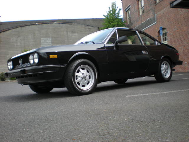 1981 Lancia Beta Hp Executive. 1981 Lancia Beta Coupe - The