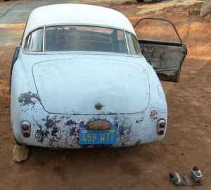 Fiat Of Palm Springs >> Just A Car Geek: 2 Rare Old Cars For New Years Eve - 1951 ...