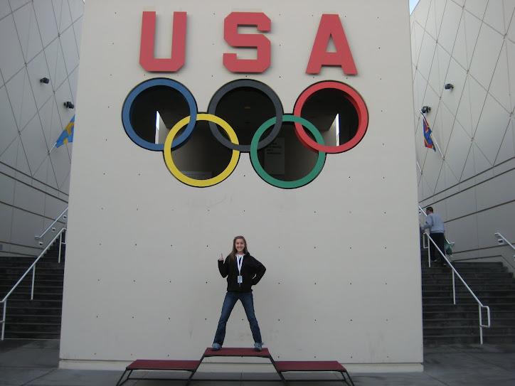 U.S Olympic Traning Center