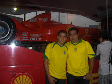 DJ Tino y su hijo Javier