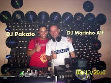 DJ Pakato e Marinho Alf