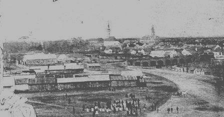 Sannicolau Mare la 1920