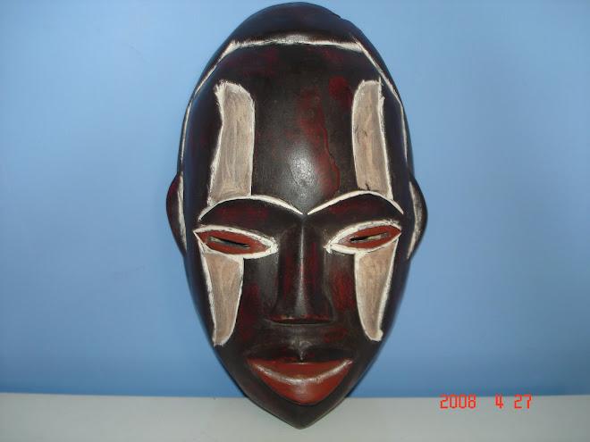 máscara ritual