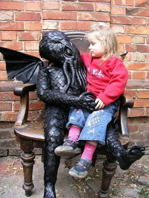 Cthulhu loves the little children