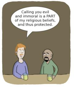 Cectic.com - Protected Intolerance