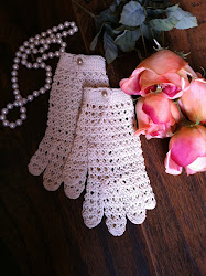 Crocheted Tea Gloves