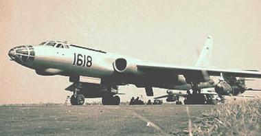 Tupolev 16 Pembom Strategis TNI AU