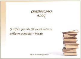 ::: Certificado Calimera:::