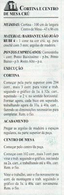 CORTINA EM CROCHE FILE