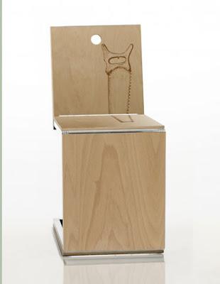 Aluminum Wood Furniture