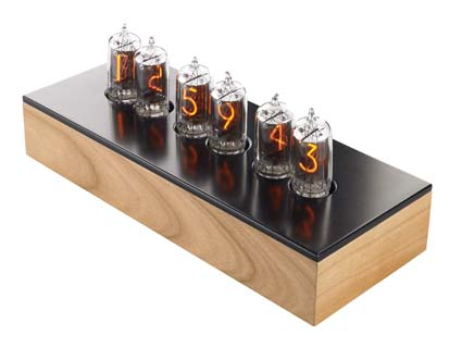Modern Nixie Tube Clocks From Bddw Chronotronix Puhlmann